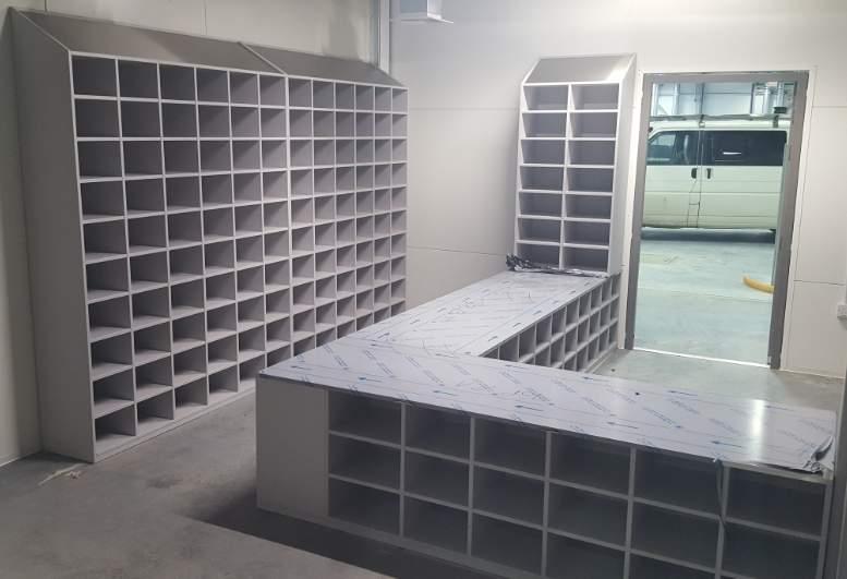 Storage Design Limited News Step Over Changing Room
