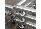 Bespoke Mobile Dollies for pallets and containers