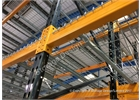 Wire Decks in Pallet Racking