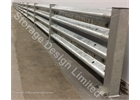 Armco Barrier Installation