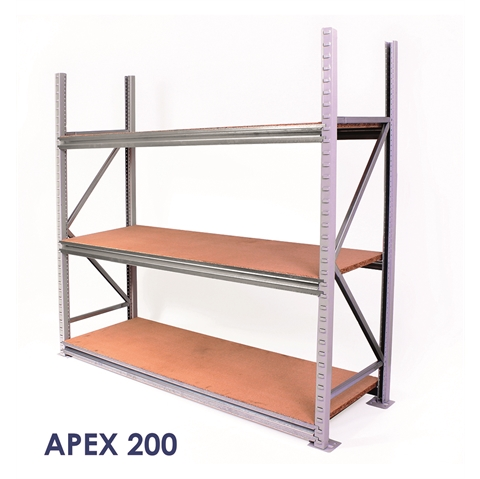 Longspan Shelving 200 series