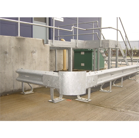 Heavy Duty Steel Barriers