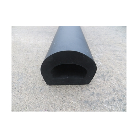 A115 Rubber Extrusion 98x90x2500mm