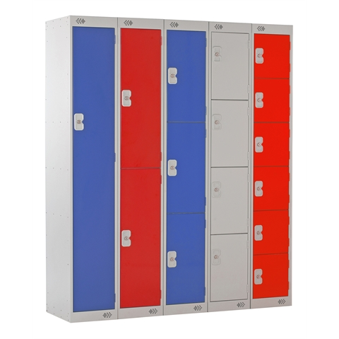 Link Fast Delivery Full Height Lockers