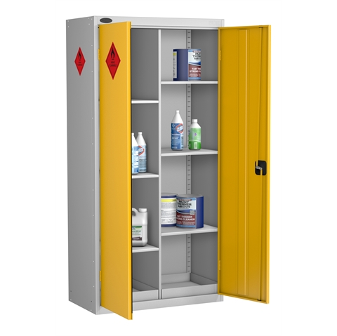Full Height Hazardous Storage Cupboards