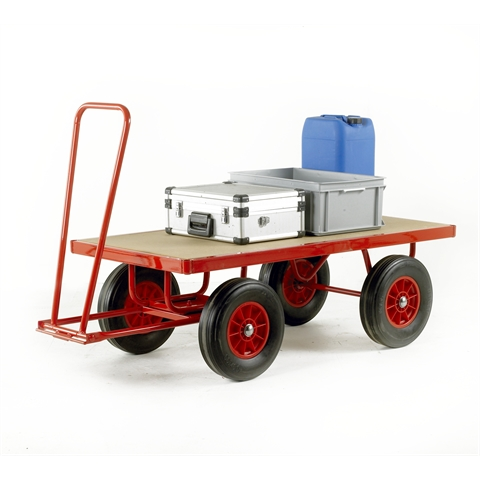 Turntable Trailers