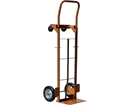 2 in 1 Solid Wheel Sack Truck
