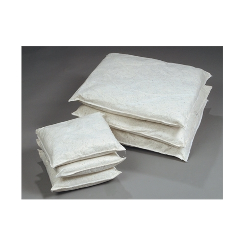 Oil Only 38cm x 23cm Absorbent Pillows (pack of 16) Ecospill H2053823