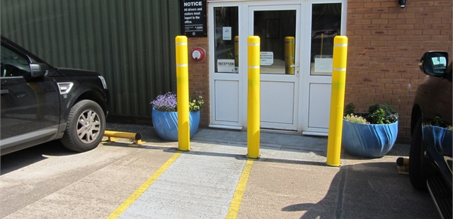Bollards and Posts