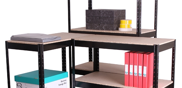 Economy Quick Assembly Shelving