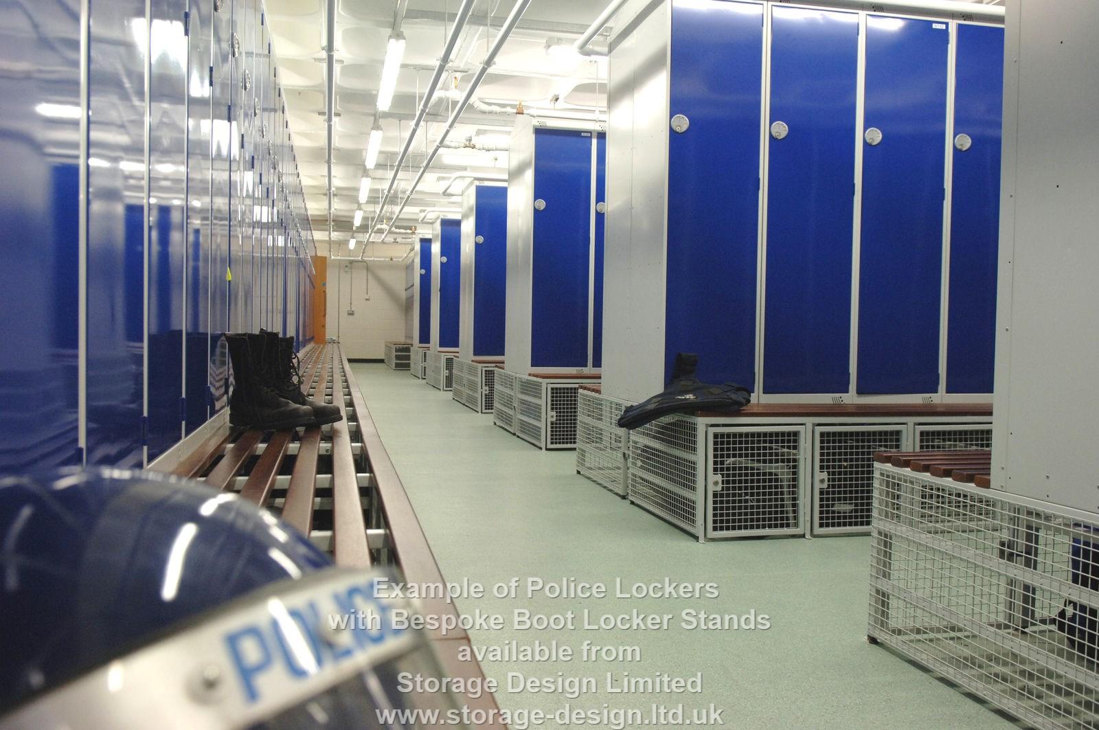 Police Lockers