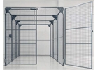 Modular Security Cages