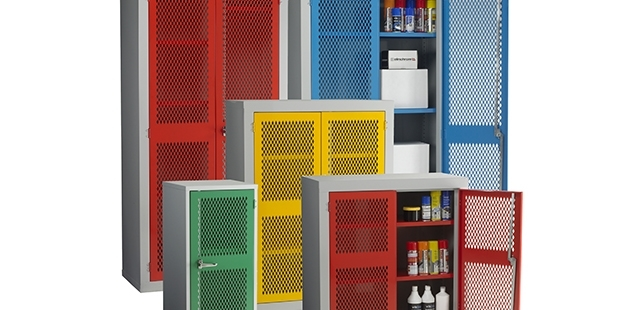 Perforated Cupboards